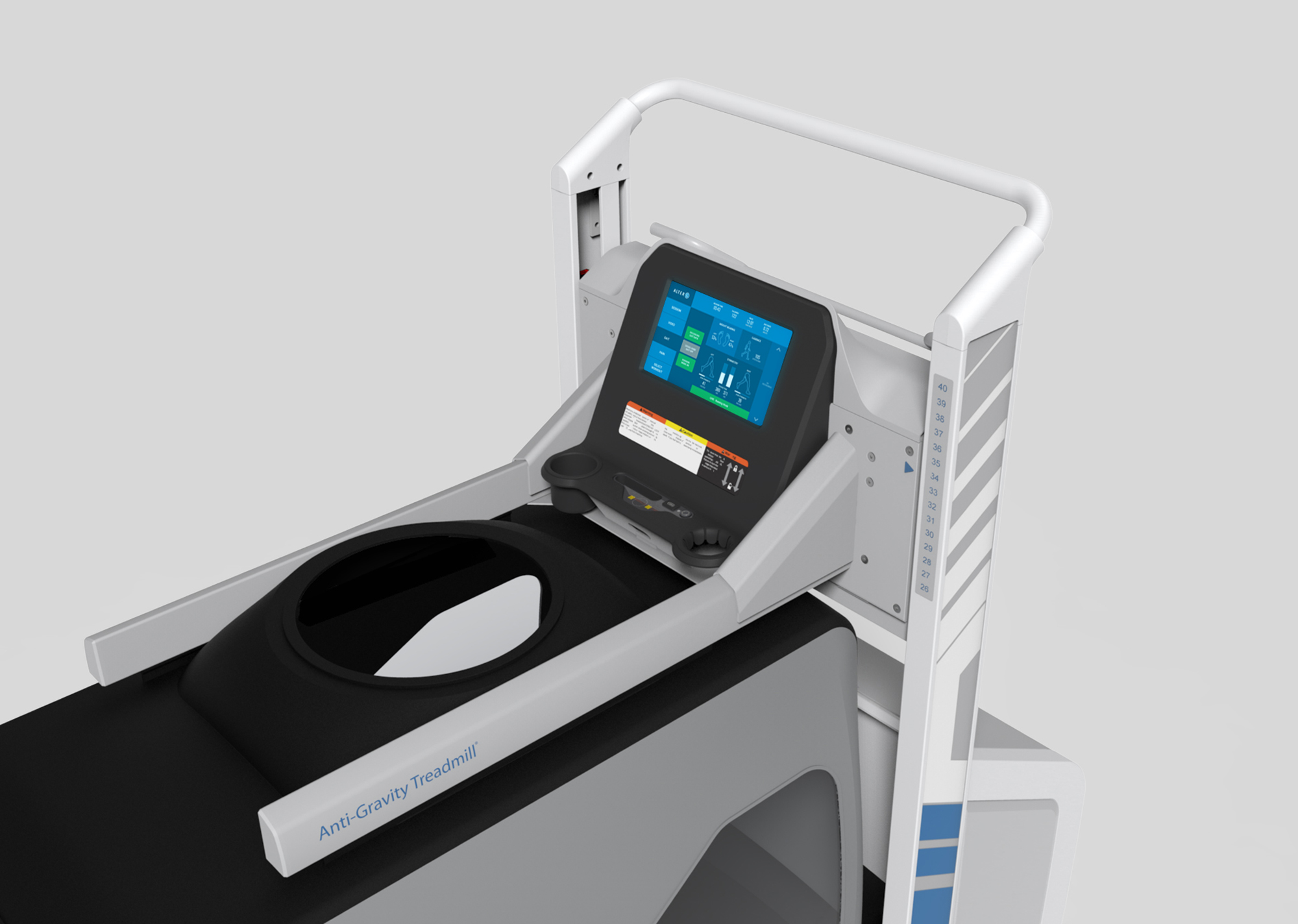 Anti-Gravity Treadmills - AlterG
