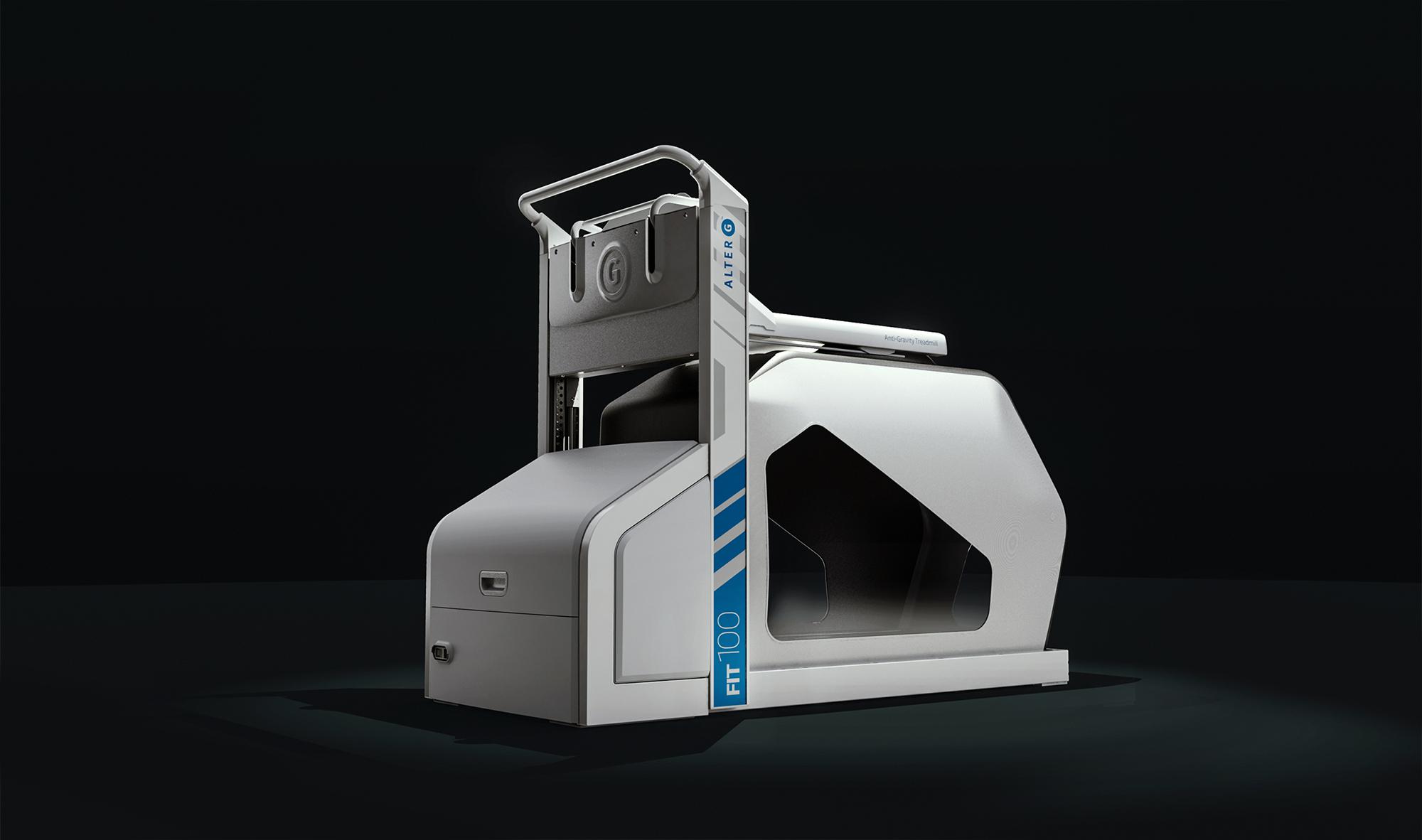 AlterG - Anti-Gravity Treadmills - Mighty Studios