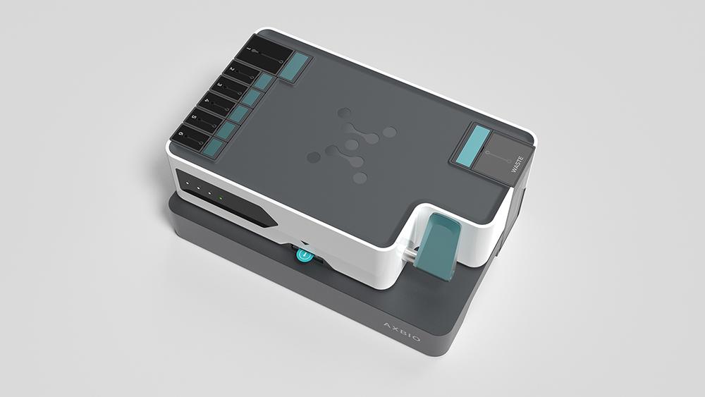 AxBio - Gene Sequencer - Mighty Studios