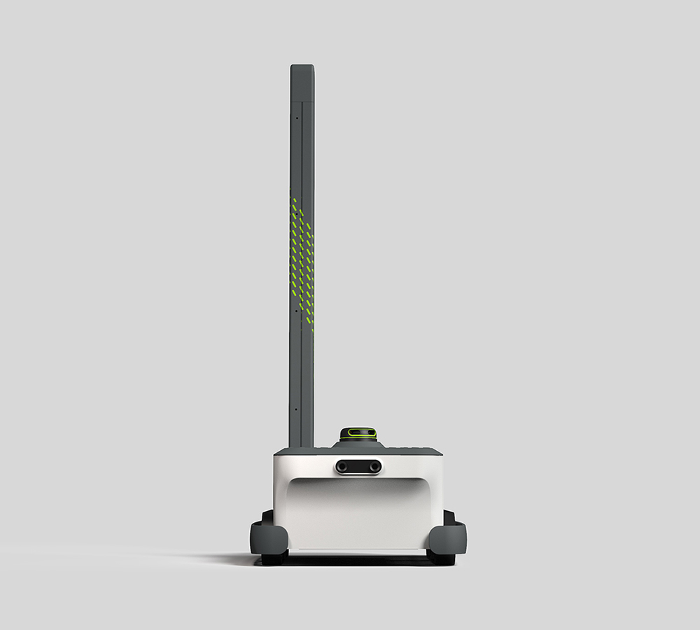 Cosmo - Greenhouse Robot - Mighty Studios