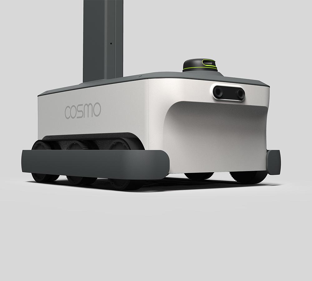 Greenhouse Robot - Mighty Studios