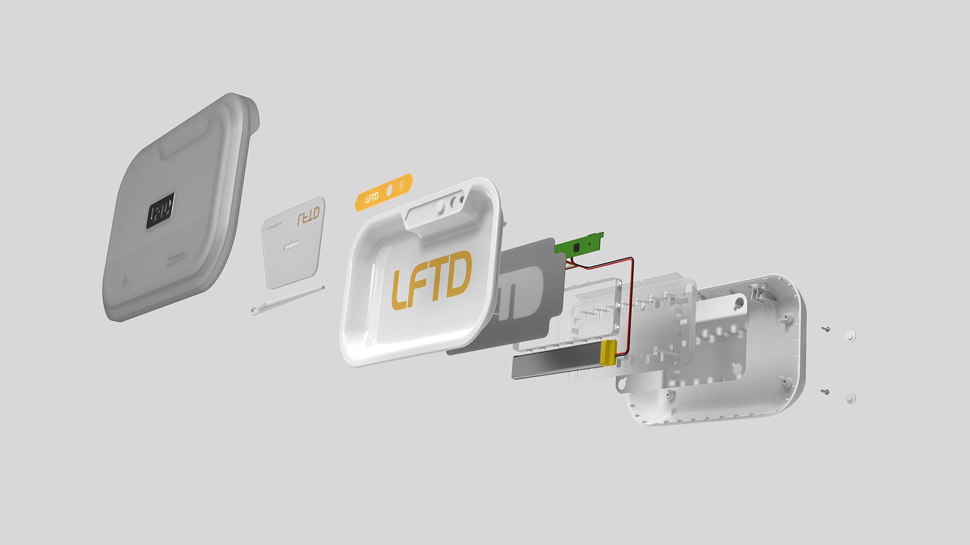 LFTD - Lit Tray
