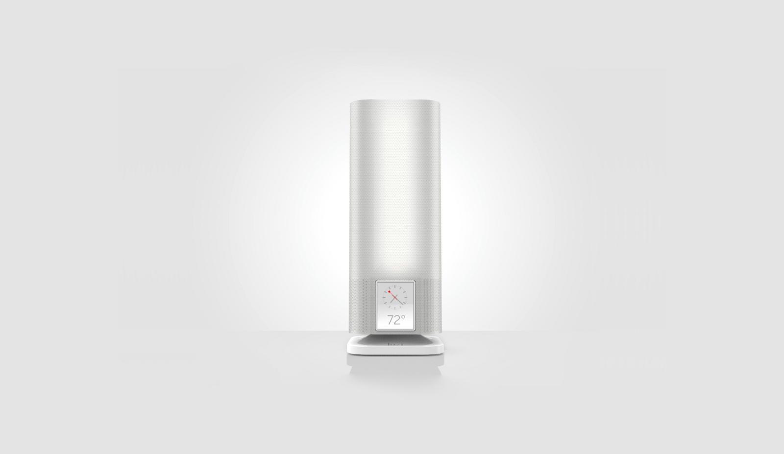 LUZI - Smart Lamp