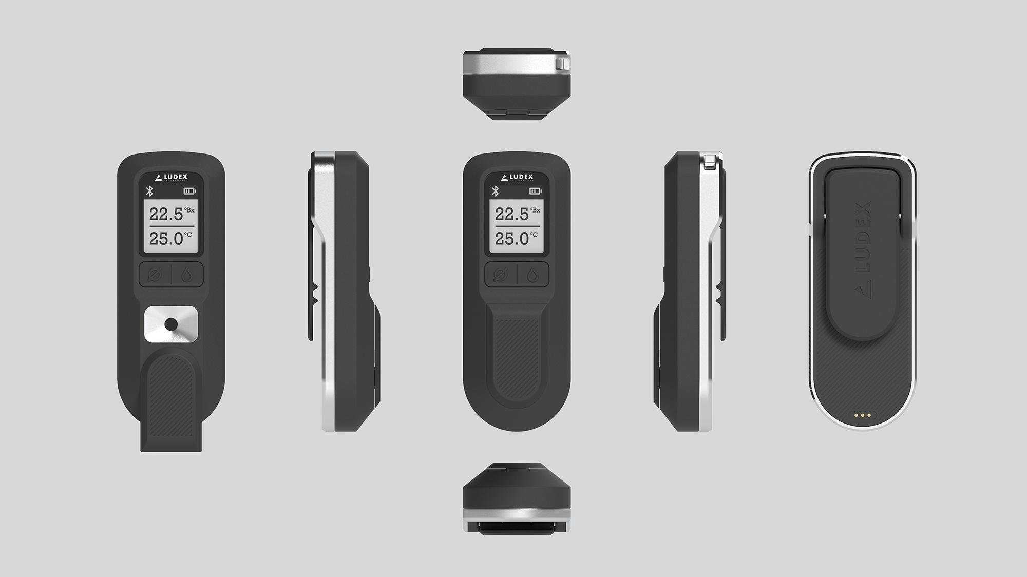 Mighty Studios - Connected Refractometer