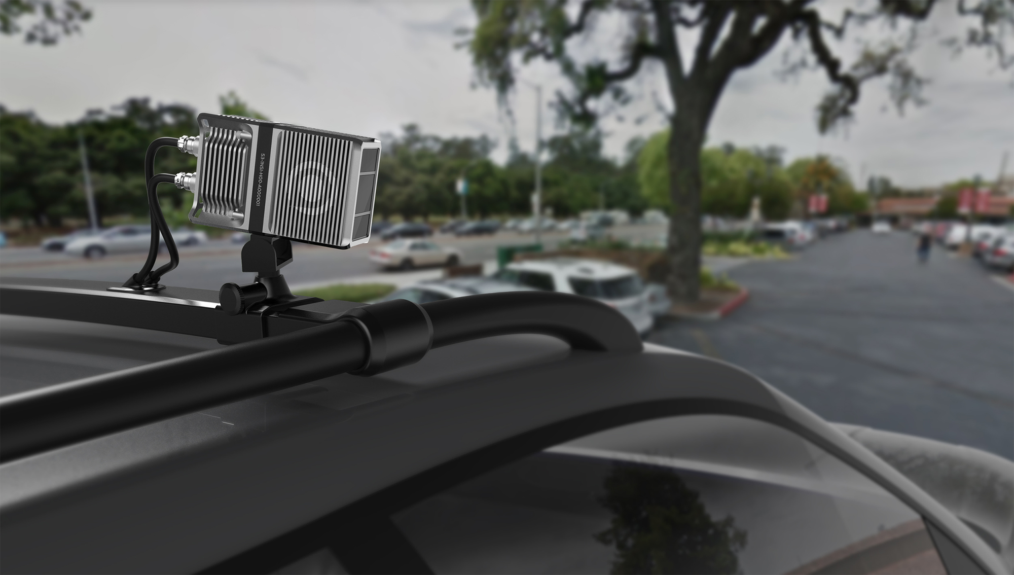 Quanergy - S3 Solid State LiDAR - Mighty Studios