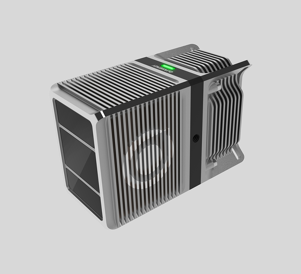 Quanergy - S3 Solid State LiDAR